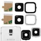 Camera Frame Glass Lens Cover Replacement For Samsung Galaxy S3 S4 S5 Note 4