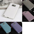 Protective Clear Silicone Gel Soft Skin Case Cover For Samsung Galaxy NOTE 3 4 5