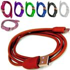 COLOURED USB CHARGING/SYNC CHARGER CABLE LEAD WIRE FITS HTC DESIRE 500