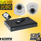4 CHANNEL DVR HIKVISION 2X CAMERA VARIFOCAL HD CCTV OUTDOOR/HOME SECURITY SYSTEM