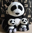 super cute Nici simulational panda plush toy soft stuffed doll birthday gift 1pc