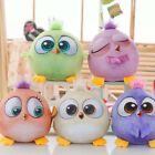 New cartoon Movie doll colorful birds plush toy cushion creative lover gift 1pc
