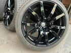 "4X Genuine NISSAN NAVARA 2014  MODEL R16"" ALLOYS FITTED WITH DUNLOP  TYRES R51"