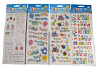 Craft Stickers self adhesive Card Topper Happy Birthday Party Balloons