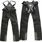 Men's Outdoor Waterproof Windproof Ski Snow Pants Overalls Trousers Salopettes