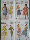 Butterick sewing patterns Retro Vintage inspired Dress  B6318 B6323 B6322 B6242