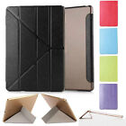 Luxury Transformers Magnetic Leather Smart Case Cover For iPad 234 Mini 123 Air2