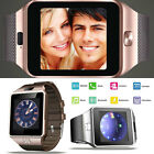 DZ09 MTK6261D Bluetooth Smart Wrist Watch GSM Phone SIM Card For Android iOS New