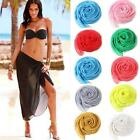 Ladies Various Beach Sarong Dress Wrap Swimwear Beach Cover Up Scarf Sun Dresses