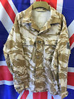 Genuine British Army Soldier 95 Desert DDP Camouflage Camo Shirt Used Grade 2