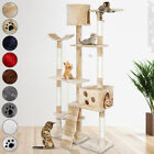 Cat Tree Scratching Post Activity Centre Climbing Play Sisal Kitten Toys Bed