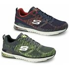 Skechers SKECH-AIR INFINITY RAPID FIRE Mens Sports Fitness Gym Comfort Trainers