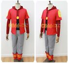 Danny from Bravest warriors Cosplay Costume red US#