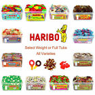 HARIBO SWEETS ALL VARIETIES - CANDY KIDS PARTY BAG TABLE TREATS FAVOURS