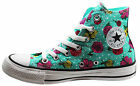 Converse Chuck Taylor All Star Womens Hi Top Trainers Flowers 547263C D71