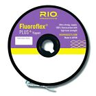 Rio Fluoroflex Plus Tippet, 30yd spool--Fluorocarbon  (Choose your Size)