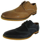 Steve Madden Mens Jeneral Wingtip Oxford Dress Shoes