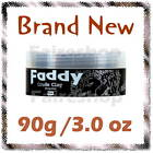 Faddy Crude Clay Hair Long Lasting Strong Hold Styling Bed Head Layering 90g