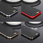 Hybird Combo Shockproof Hard Plastic Bumper Rubber Case Cover For Apple iPhone