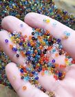 Assorted cute  2MM Jewelry Colorful Glass Seed Bead Mix Seed Bead Explosion