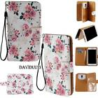 Stand Flip Card Wallet Leather Cover Case For Samsung Galaxy S 1/2/3/4/5/6/7