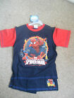 Ultimate Spiderman Short Pyjamas. Ages 3 - 10 Years
