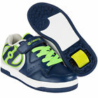 Children Roller Skates Heelys Hyper Navy Unisex UK Sizes 12-7