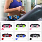 Sport Runner Zipper Fanny Pack Belly Waist Bag Fitness Running Belt for iPhones