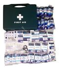 BSI BS8599 - Large First Aid Kit + Refills - Workplace Cuts & Wounds - Fast P&P
