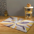 Infinite Splinter Modern Rugs - Ochre