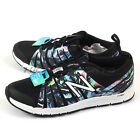 New Balance WX811WG D Black & Floral & White Lightweight Cross Training Shoes NB