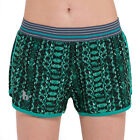 Women Summer Breathable Wicking Sport Girls Gym Yoga Running Pants Casual Shorts