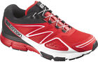 Salomon X-Scream 3D Mens Trail Running Shoes - Red