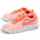 Nike Wmns AF1 Flyknit Low Atomic Pink/White Classic Lifestyle Shoes 820256-600
