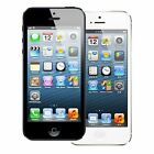 Apple iPhone 5 16 32 64GB Factory Unlocked Smartphone Black/ White 4G LTE