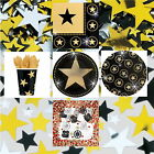 STAR ATTRACTION HOLLYWOOD MOVIE NIGHT TABLEWARE NAPKINS PLATES CUPS TABLECOVERS