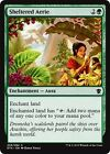 2x FOIL Nido Protetto - Sheltered Aerie MTG MAGIC DTK Dragons of Tarkir Eng/Ita