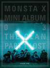 MONSTA X - The CLAN 2.5 Part.1 LOST [FOUND ver.] CD + Poster + Extra Photocards