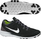 Nike Free TR Fit 5 Ladies Running Shoes - Black