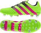 Adidas Ace 16.1 Soft Ground Mens Football Boots - Green