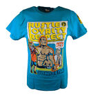 John Cena Blue Throwback Kids T-shirt Boys