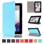"""For 2015 Amazon Kindle Fire HD 7"""" Folio PU Leather Flip Stand Case Smart Cover"""