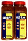 Old Bay Seasoning For Crab, Seafood, Poultry, Salads, Meats, Kosher, 24 Ounces