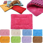 Dog Blanket Pet Fleece Cushion Small Large Dog Cat Bed Puppy Soft Warm Sleep Mat