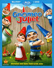 Gnomeo & Juliet (Blu-ray/DVD, 2011, 2-Disc Set w/ Slipcover) Ships in 12 hours!!