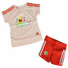 Adidas Disney Winnie The Pooh Girls Infant Toddler Top Short Set D89727 U21