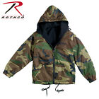 Rothco Reversible Lined Jacket With Hood - 8464