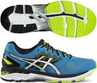 Asics GT 2000 4 2E (WIDE FIT) Mens Running Shoes - Blue