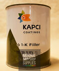 KAPCI 1K CELLULOSE PRIMER FILLER FAST DRYING 1 LITRE - VARIOUS COLOURS