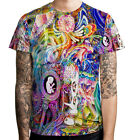 DMT  psychedelic chemical psychoactive Dimethyl Mens T-Shirt tee